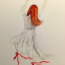 25 The Red Shoes