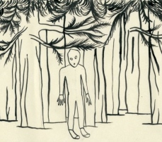 31 Figure in the Trees