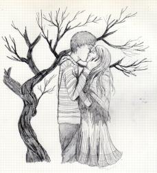 Sami Young Couple Kissing