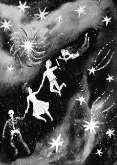 even stars die